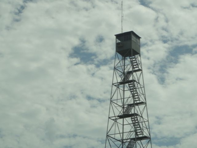 fire tower photos