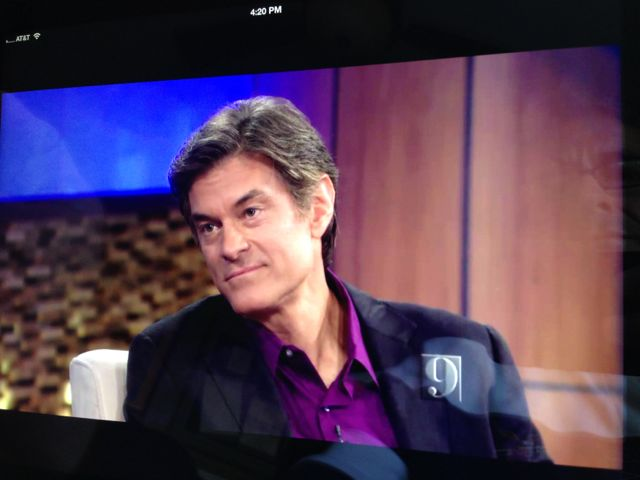 Dr Oz Guests