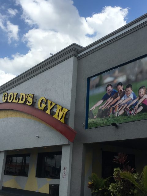Golds Gym Orlando