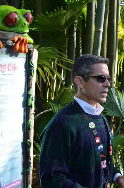 Disney Institute facilitator jeff noel