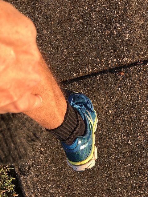 Runner pain point