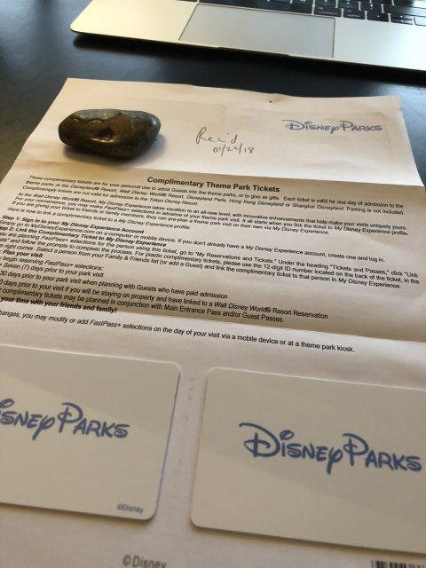 Disney Cast tickets