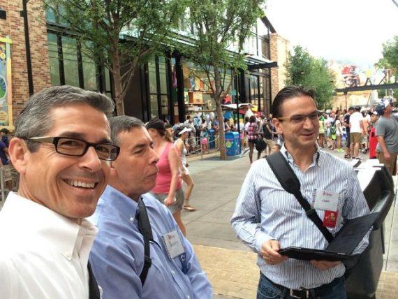 Orlando Based Disney Speakers