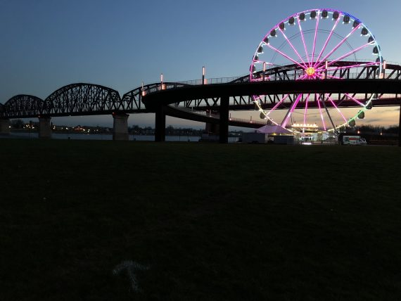 Louisville river front carnival