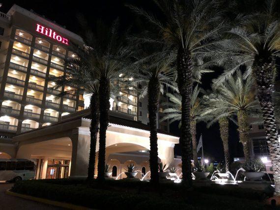Hilton St Petersberg, FL