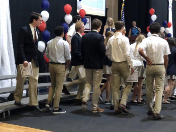 Windermere Prep Outstanding Scholars event