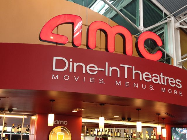 AMC Dine-In Theaters Orlando