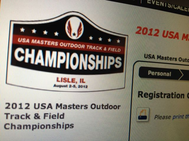 Masters Championships