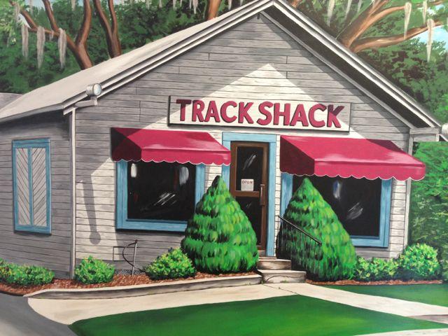 Track Shack history