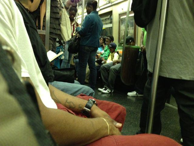 JFK to Brooklyn subway A