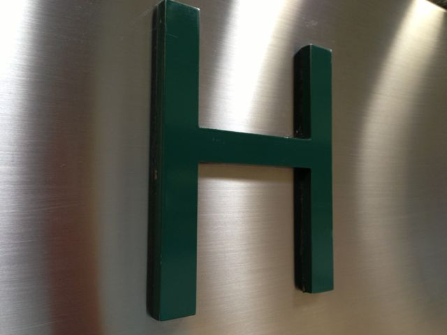 H is for hard