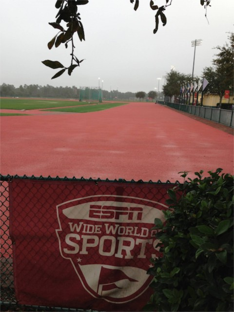 ESPN Wide World of Sports Track