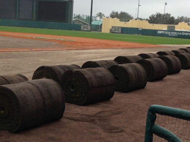 Disney's ESPN Wide World of Sports Baseball stadium