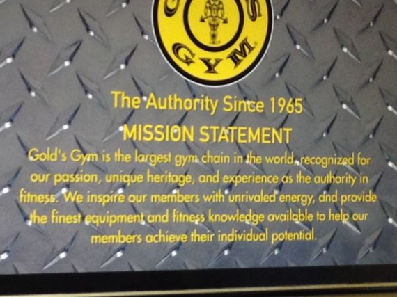 Lengthy, forgettable mission statements