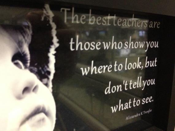 Motivational quote about teachers