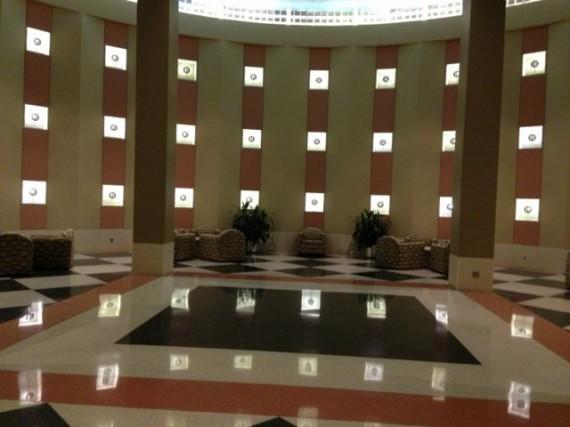 Disney's Contemporary Resort Convention Center Lobby