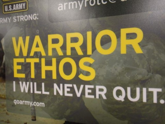 Army Warrior Ethos