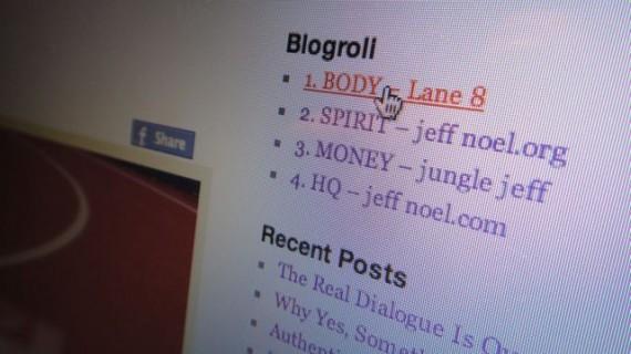 jeff noel's blogroll