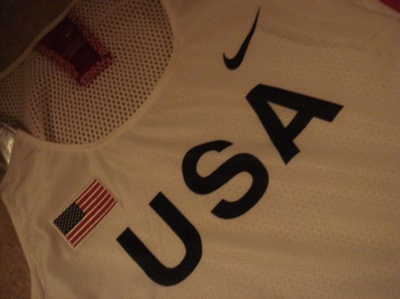 Team USA Track and Field jersey