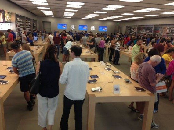 Apple is Magic. iOS7 is magic. iPhone 5S is Magic.