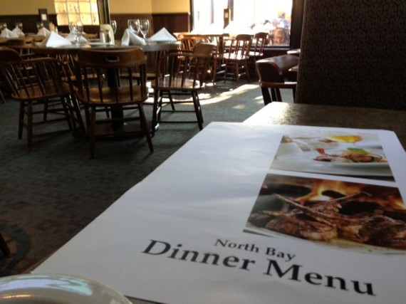 Exquisite dining at North Bay Grill - Kalispel, Montana