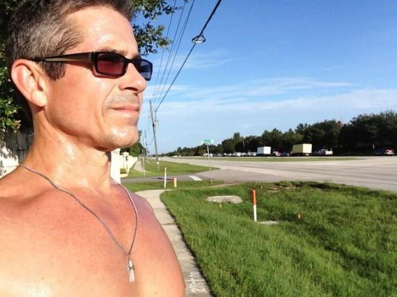 Masters runner jeff noel Orlando, Florida