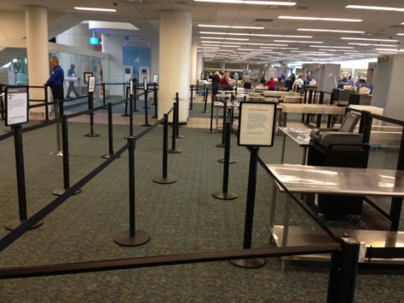 Orlando International Airport September 11, 2013 9:30am