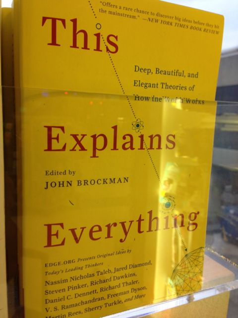 This Explains Everything book cover