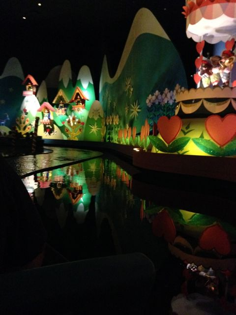 Disney's Small World ride
