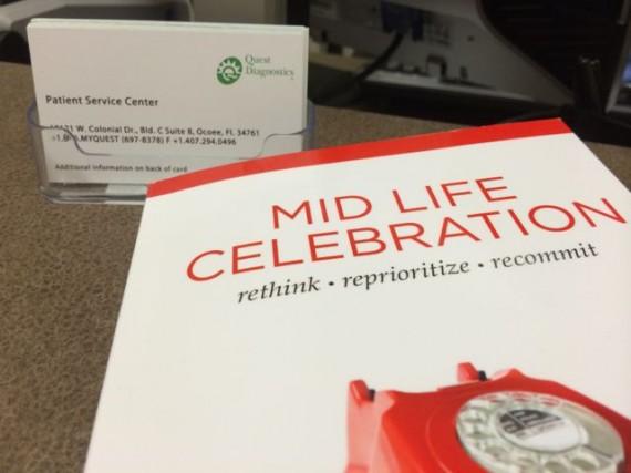 Midlife Celebration at Quest Diagnostics