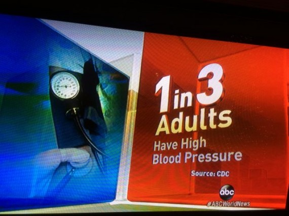ABC World News blood pressure piece
