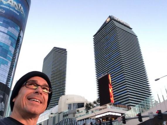 Cosmopolitan on Las Vegas strip 2014