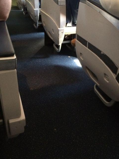 Delta first class seats hidden faces