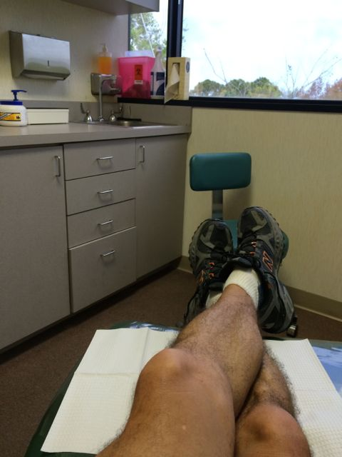 Podiatrist's office