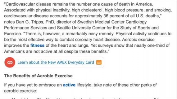 Cardiovascular disease facts