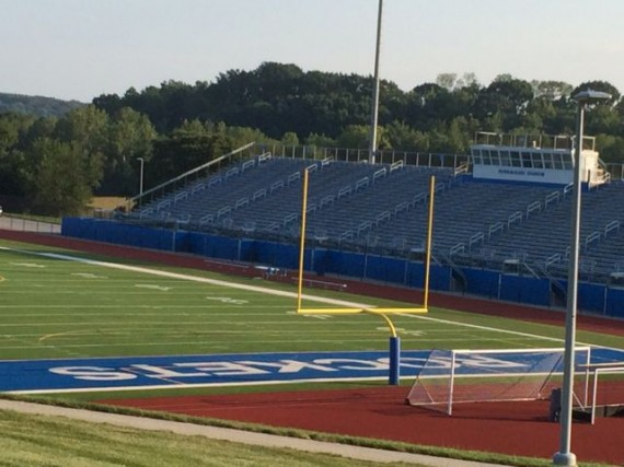 Spring Grove's Papermaker Stadium