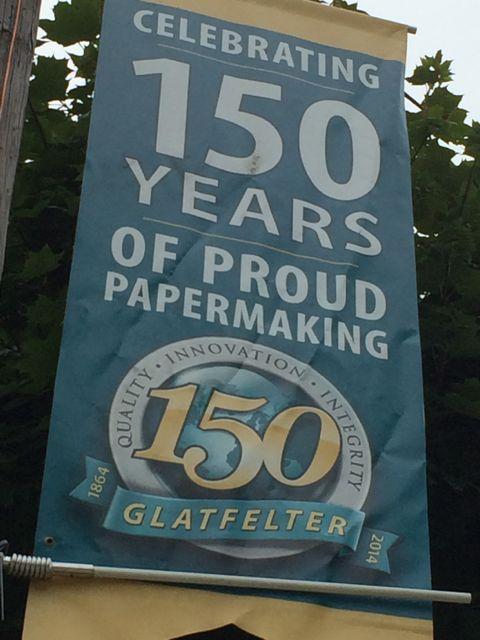 Spring Grove, Pennsylvania town banners