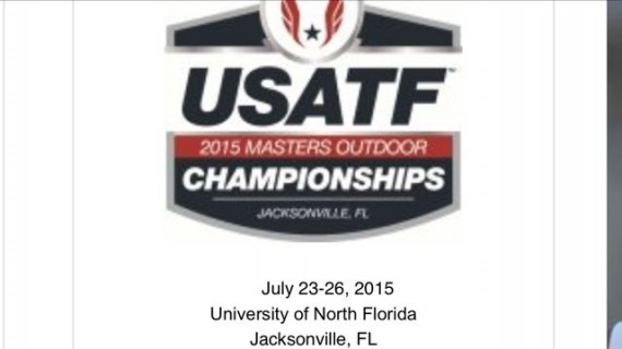 Masters Track & Field Championships 2015