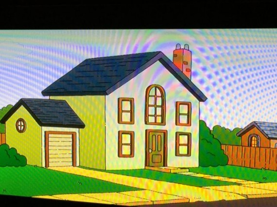 Uncle Grandpa's house