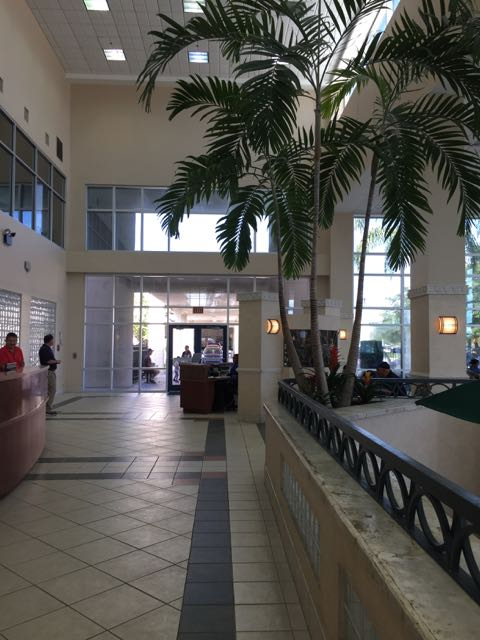 Greenway Ford Dealership Lobby