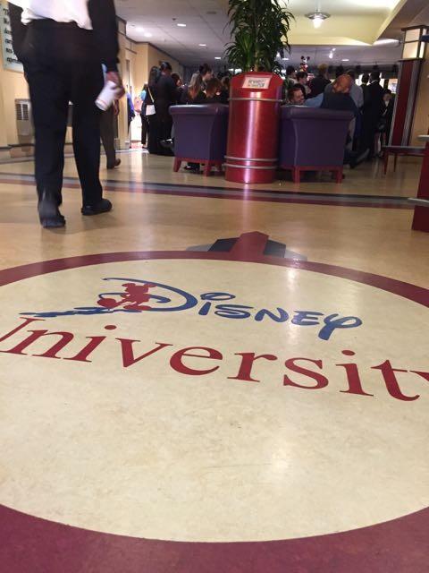 Disney Customer Service Speakers