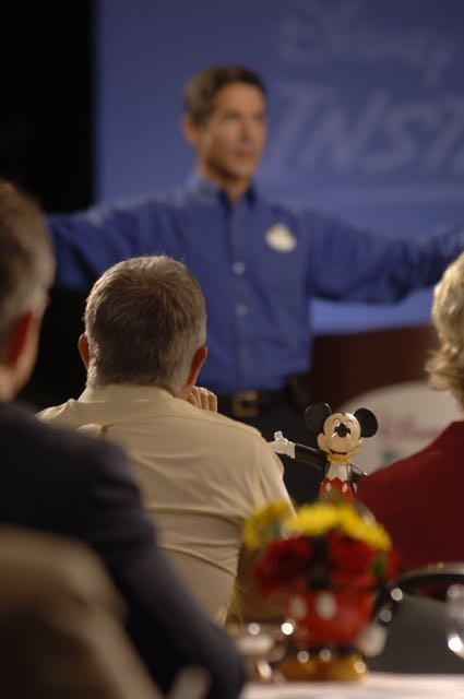 Disney Leadership Keynote Speaker