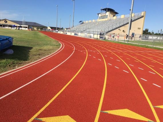 Charlotte High School Track