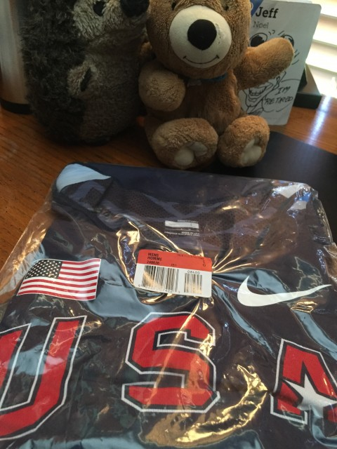 WMA official Team USA gear