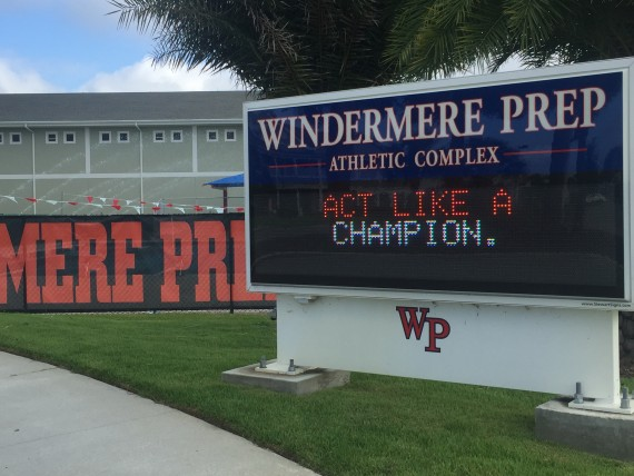 Windermere Prep Athletics