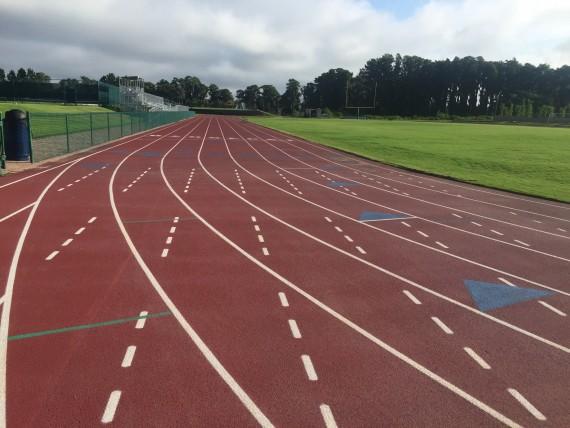 Windermere Prep track