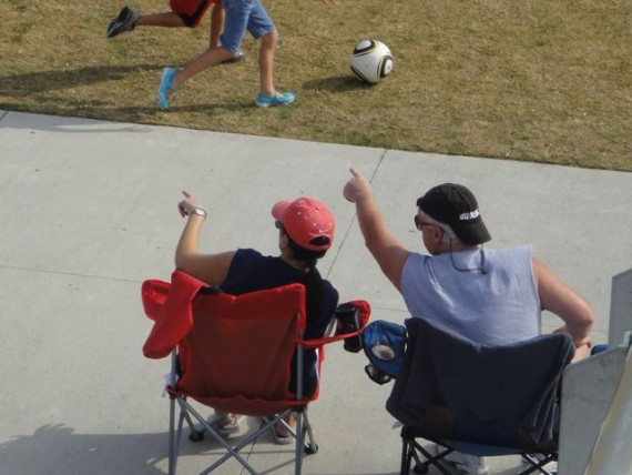 Youth soccer parents