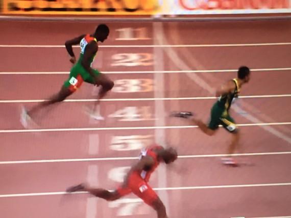2015 World Championships 400m final