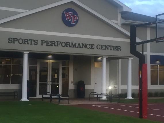 Windermere Prep School Sports Performance Center