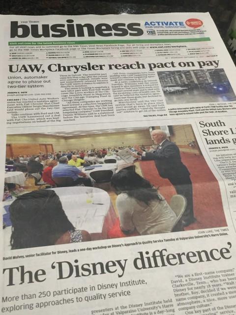 Northwest Indiana Times newspaper